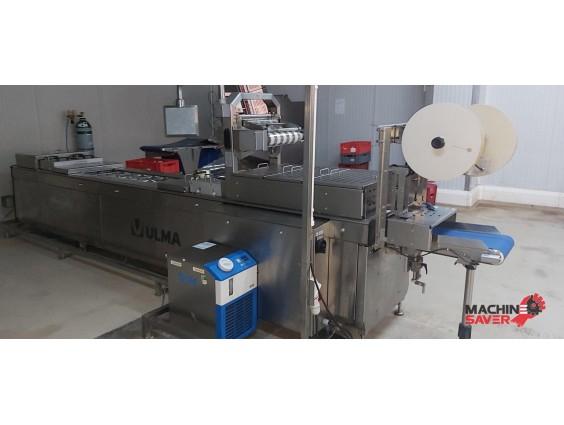 Masina de termoformare ULMA  TFS 400, 2015