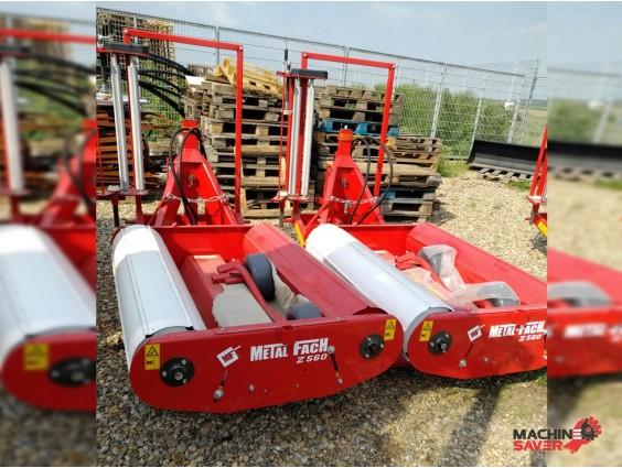 Mașină de înfoliat baloți Metal-Fach Z560, nou