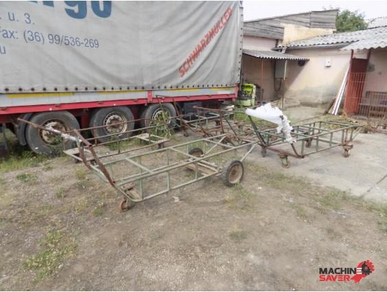 Cărucioare transport blat și furnir