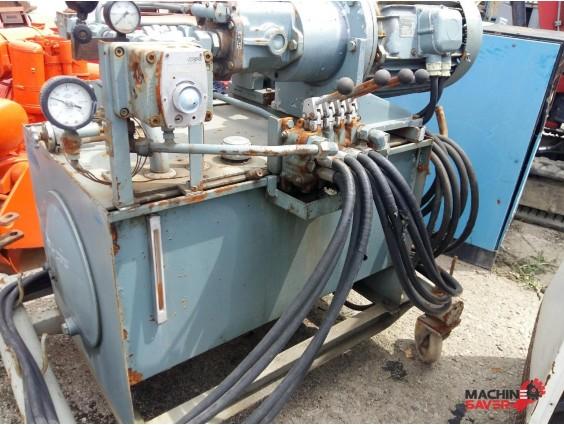 Sistem hidraulic de presiune Sperry Vickers P80402
