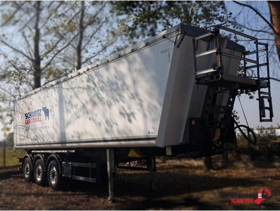 Semiremorcă cereale Schmitz Cargobull SGF S3, 54 m3 din 2016