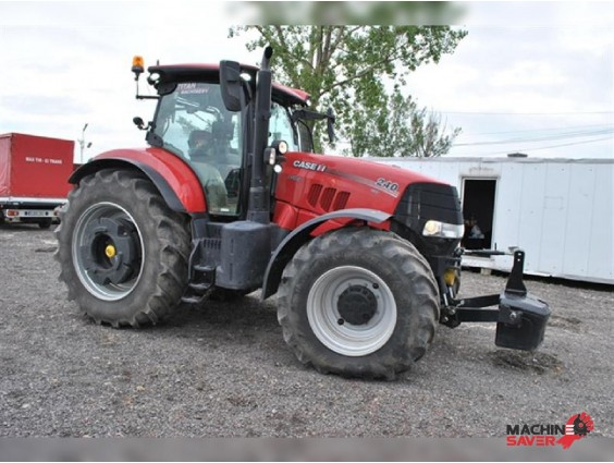 Tractor agricol CASE IH Puma 240 CVX din 2018