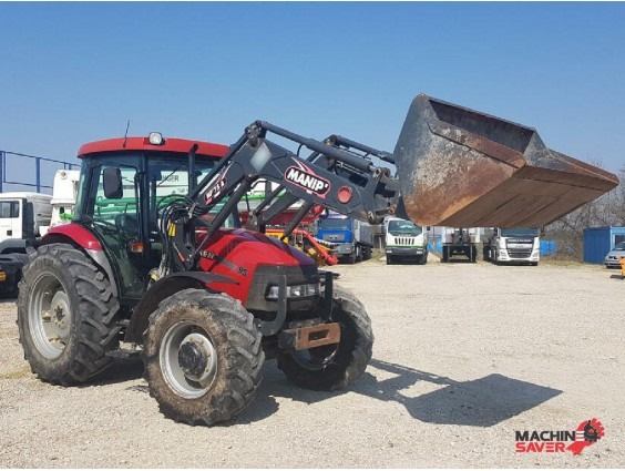 Tractor agricol CASE JX 95 din 2011