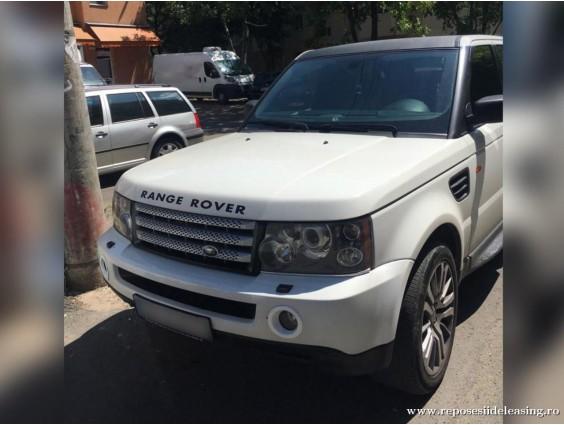 Autoturism Land Rover, Range Rover Sport din 2007