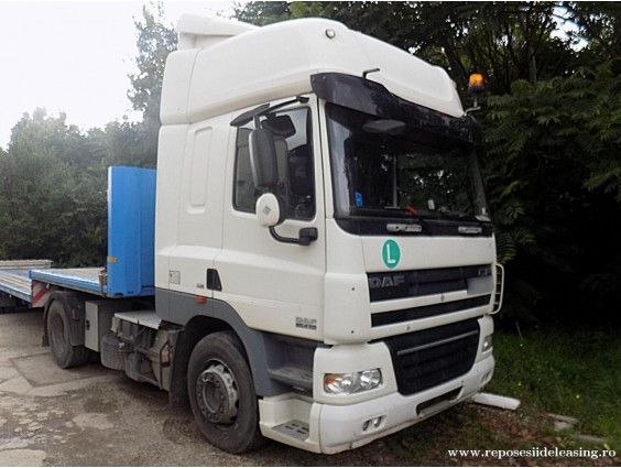 Autotractor DAF FT CF85, 4x2, ADR din 2008