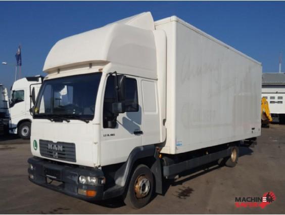 Camion MAN LE 8.180 din 2005