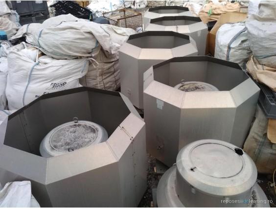 Ventilatoare industriale pentru extras fum System Air DVV800 D4-K/40 din 2005