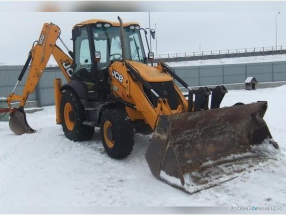 Buldoexcavator JCB 3CX Eco din 2011