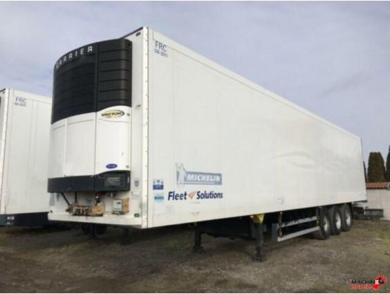 Semiremorcă frigorifică Schmitz Cargobull SKO 24, Carrier Vector 1800 din 2005