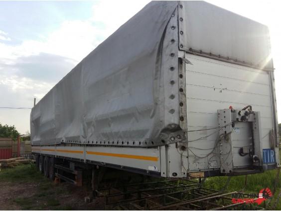 Semiremorcă cu prelată Schmitz Cargobull SPR24
