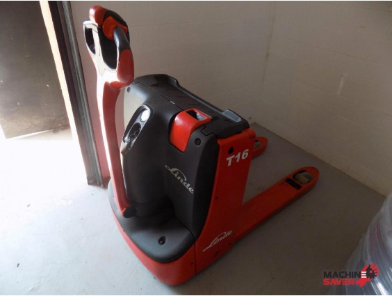 Transpalet electric Linde T16