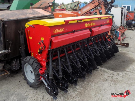 Semănătoare MaterMacc Grano 300
