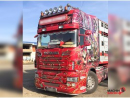 Autotractor Scania R500 din 2010