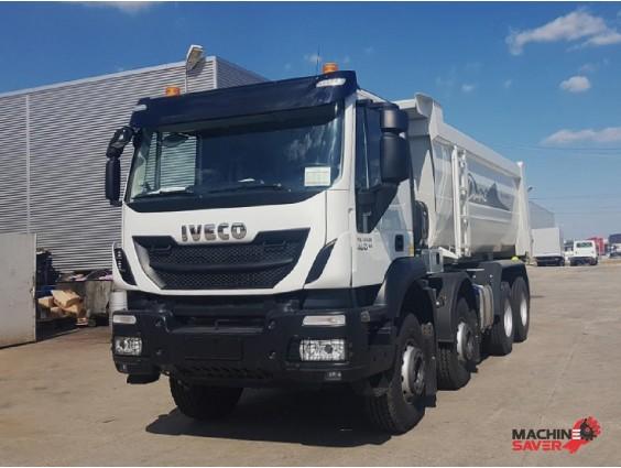 Autobasculantă Iveco Trakker 450, 8x4, Nouă