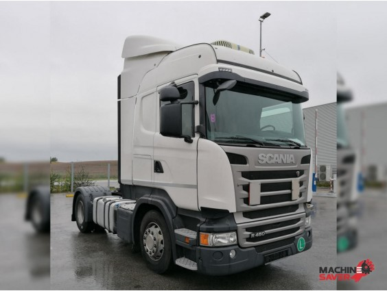 Autotractoare Scania R450 Topline din 2015