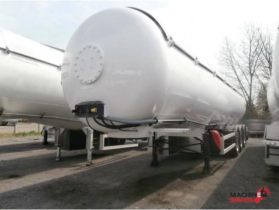 Semiremorcă cisternă pt GPL BC-LDS NCG-48, ADR, 48 m3 din 2019