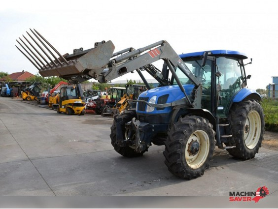 Tractor agricol New Holland TS100A din 2004