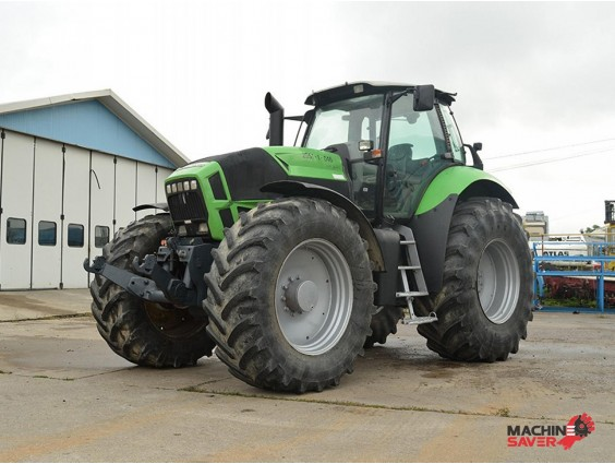Tractor agricol Deutz Fahr X720 din 2011