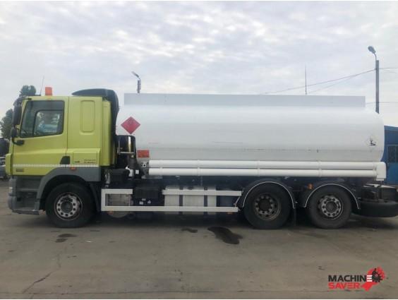 Autocisternă pentru combustibil DAF FAR CF 85.360 FAR din 2010