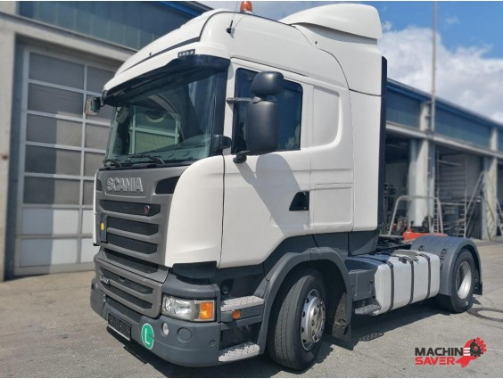 Autotractoare Scania R450, Euro 6 din 2015