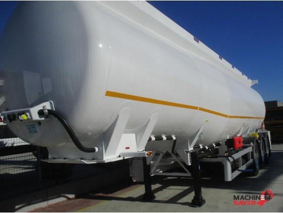 Semiremorci cisterne pentru combustibil KÄSSBOHRER K.STB 39 m3