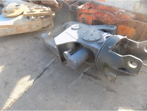 Foarfeca demolatoare cu rotor