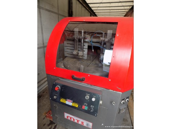 Mașină de debitat profile PVC MTS Fentec TKSM 600A