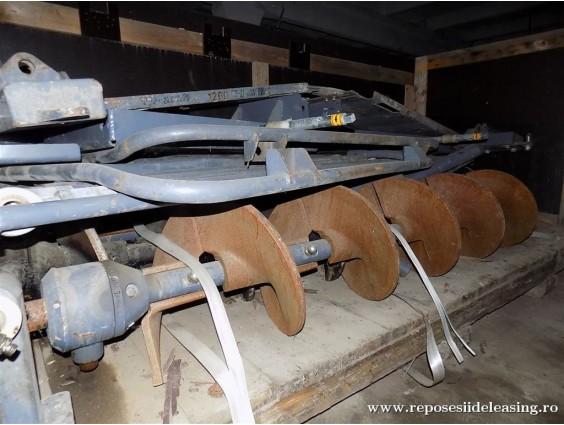 Extindere laterala grinda VÖGELE AB 600 - 2