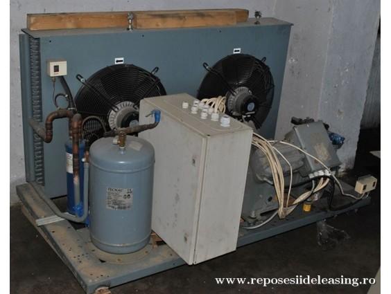 Instalație de climatizare Pro Froid Copeland Scroll