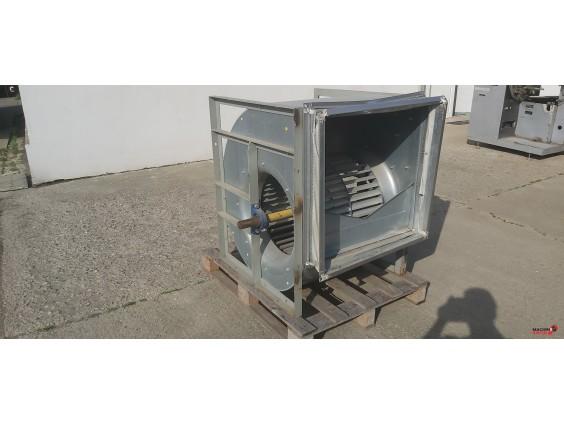 Ventilator centrifugal cu curele cu intrare dublă la curele NICOTRA VRE ADH 630K, 2007