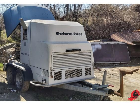 PUTZMEISTER DYNAJET UHP170 Unitate mobile de curatat  de înaltă presiune si apă rece