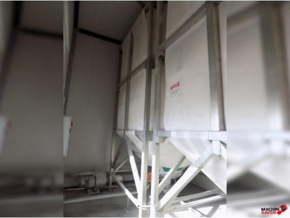 Siloz pentru făină Agriflex Impianto din 2008
