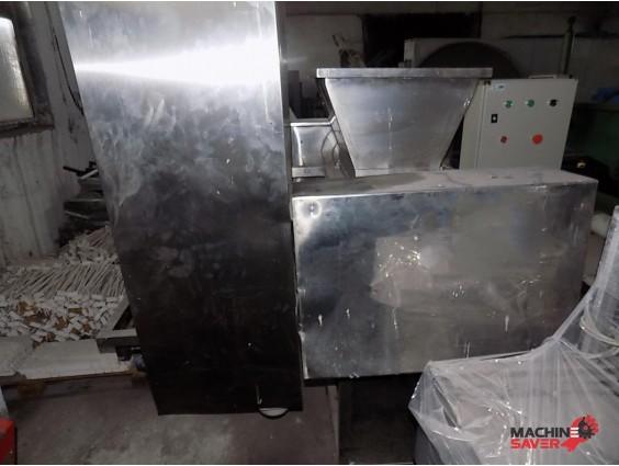Fabrică pizza: laminator de aluat COMTEC 2000 din 2007