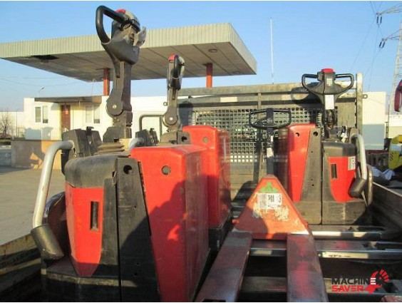 Transpalet electric BT LPE200 / 8 din 2008
