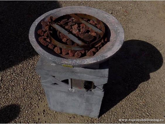 Gratar pe gaz BONFIRE HYFP30161 din 2009