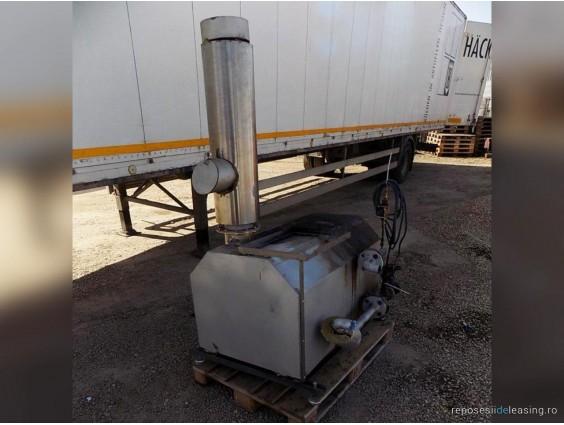 Generator de căldură pe gaz pentru panificație GPG GFH-60 din 2009