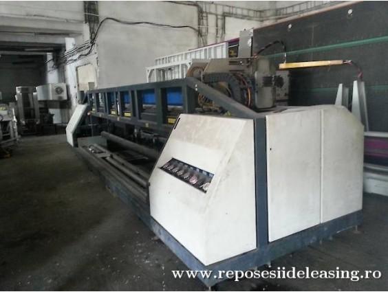 Mașină de tipărit banner de format mare NUR Expedio 5000
