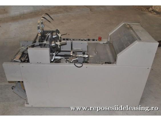 Mașină de fălțuit și îmbinat hârtie Horizon SPF 11 din 2005