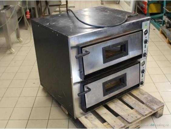 Cuptor pentru pizza Fimar FME 4 + 4