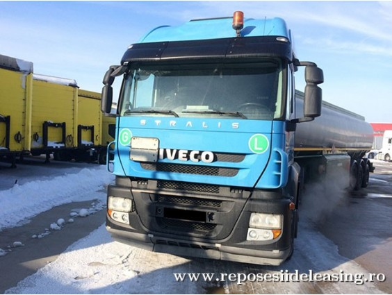 Autotractor IVECO Stralis AT440S45T ADR