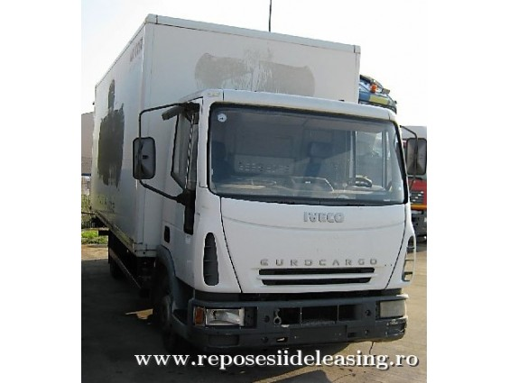 Iveco Eurocargo ML75E15, box, 2005