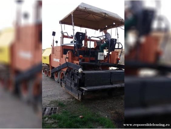 Finisor de asfalt Dynapac 12000 R din 1990