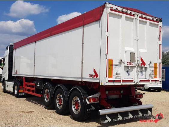 Semiremorcă cereale STAS S300 CX din 2015