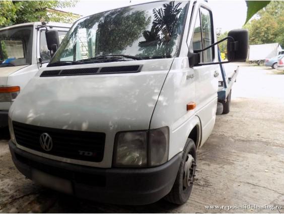 Autoutilitară transport auto Volkswagen LT46 din 2006