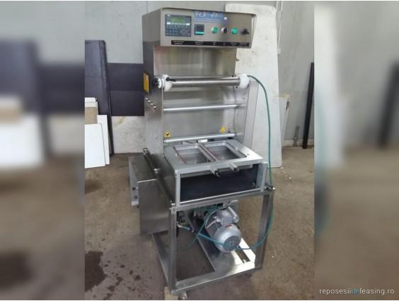 Mașină semi-automată de ambalat prin termosudare CA. VE. CO. LARI/3 PN-VG, 2006