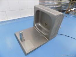 Chiuvetă cu sensor din inox ITEC 20520W din 2008