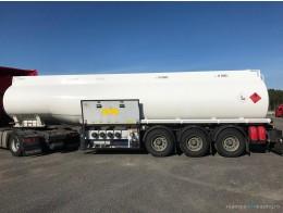 Semiremorcă cisternă pt. combustibil Stokota OST din 2015