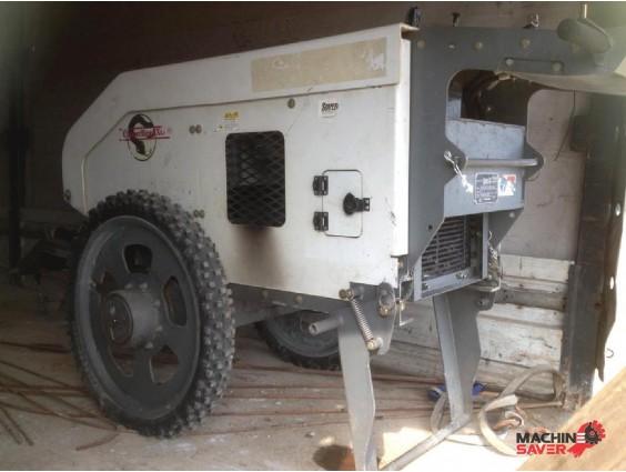 Mașină pentru nivelat Somero Copperhead XD din 2005