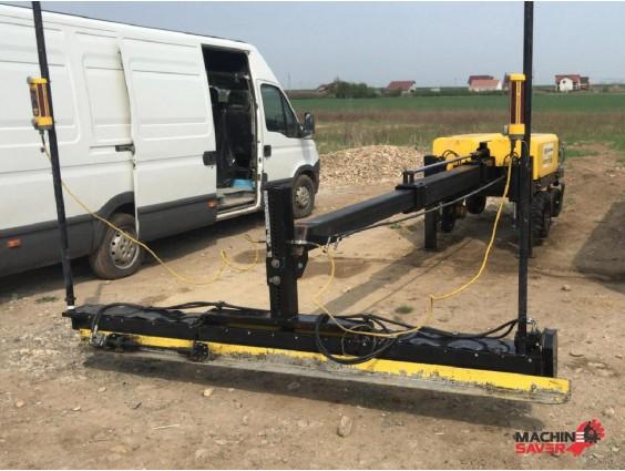 Utilaj pentru nivelat beton Ligchine ScreedSaver II din 2014