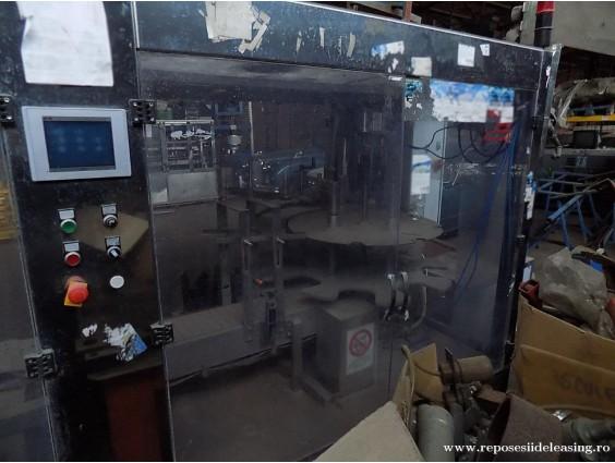 Linie automată de îmbuteliat lichid de parbriz Exquisite DCE din 2013